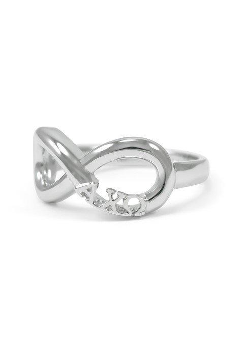 Alpha Chi Omega Infinity Ring