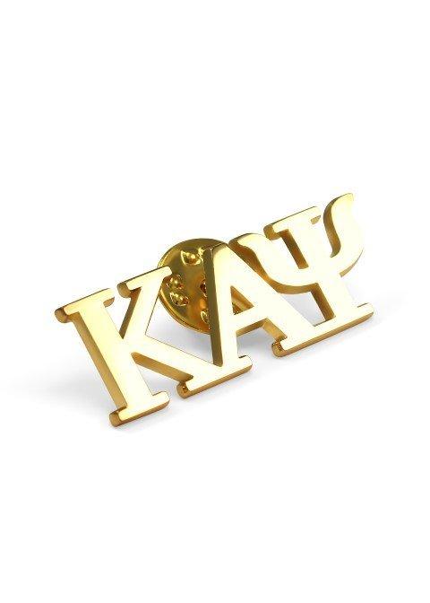 be382cc06e99 Kappa Alpha Psi 14K Gold Plated Lapel Pin SALE $9.95. - Greek Gear®