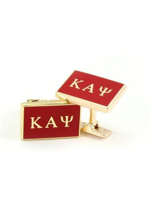 Kappa Alpha Psi Flag Cufflinks