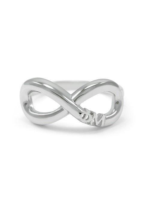 Phi Mu Infinity Ring