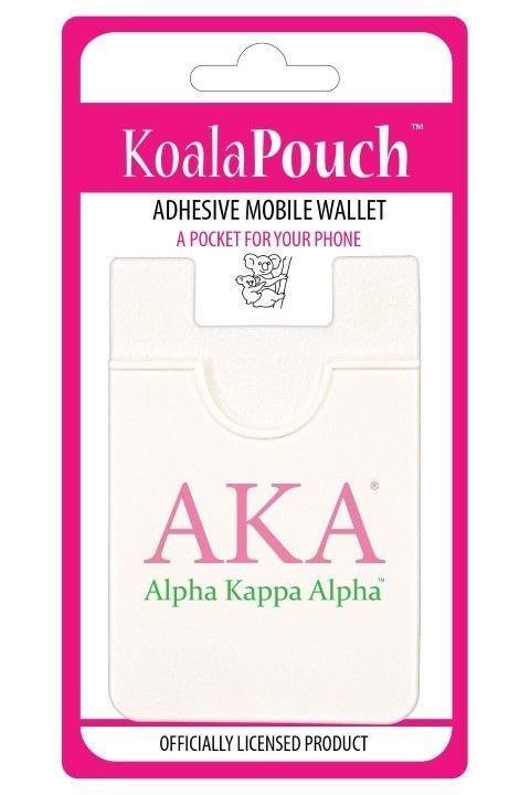 Alpha Kappa Alpha Retro Koala Pouch