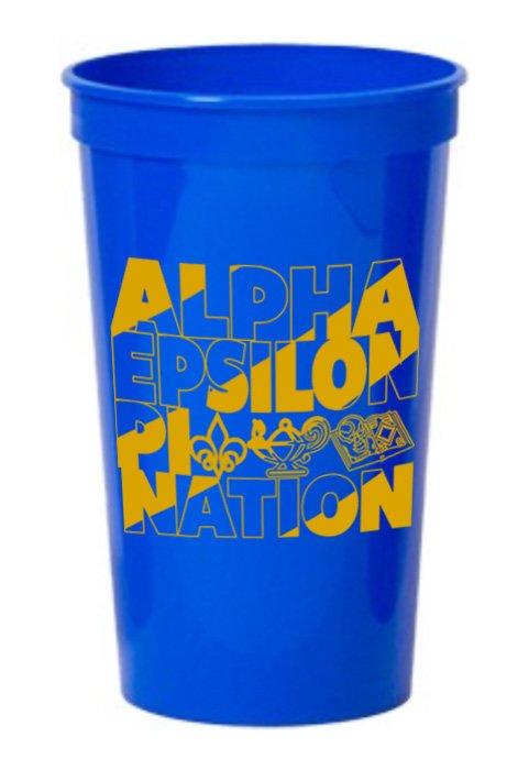 Alpha Epsilon Pi Nations Stadium Cup - 10 for $10!