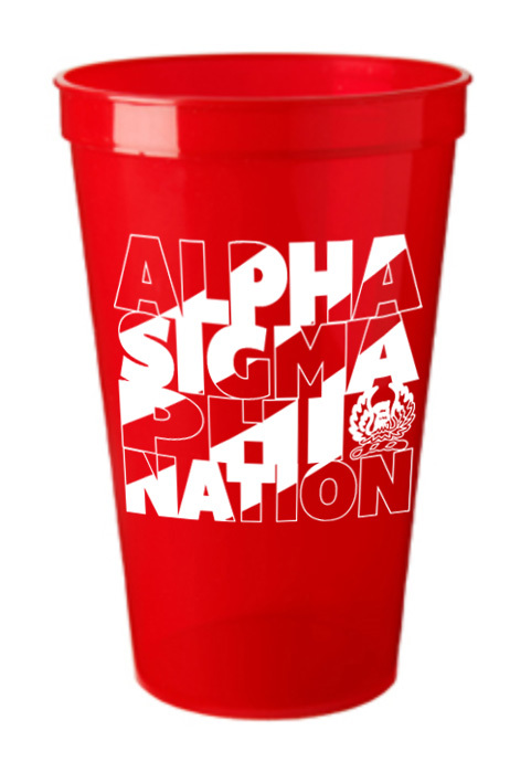 Alpha Sigma Phi Nations Stadium Cup - 10 for $10!