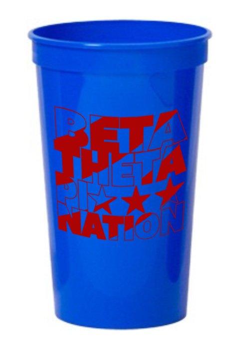 Beta Theta Pi Nations Stadium Cup - 10 for $10!