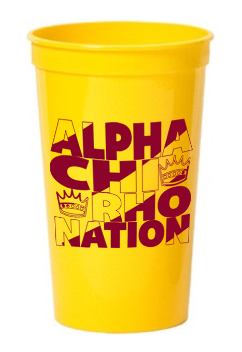 Fraternity Nations Stadium Cup - 10 for $10!