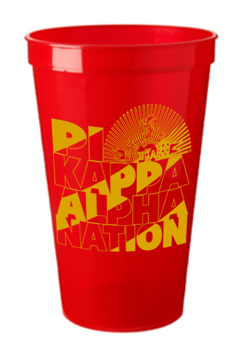 Pi Kappa Alpha Nations Stadium Cup - 10 for $10!