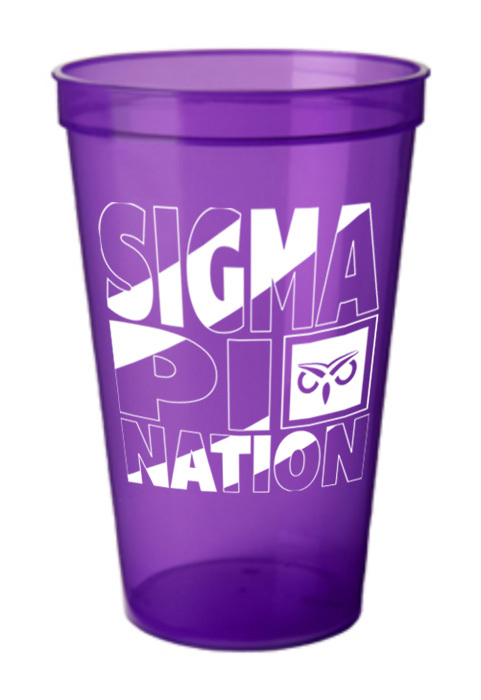 Sigma Pi Nations Stadium Cup - 10 for $10!