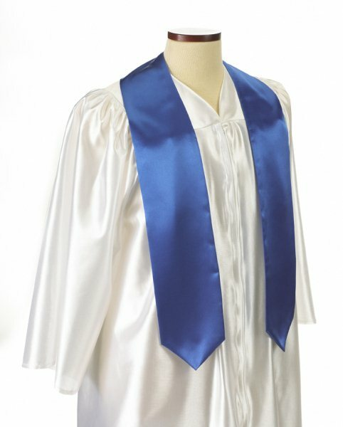 Fraternity & Sorority Embroidered Greek Graduation Stoles