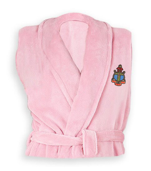 DISCOUNT-Delta Gamma Bathrobe