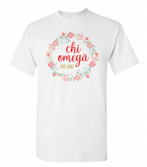 Sorority Maicy Tees