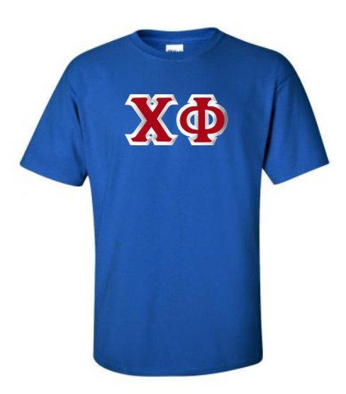 $15 Chi Phi Custom Twill Short Sleeve T-Shirt