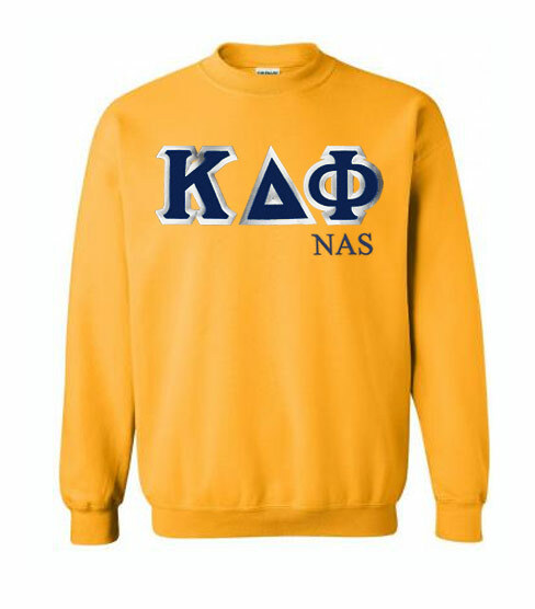 $25 Kappa Delta Phi Custom Twill Crewneck Sweatshirt