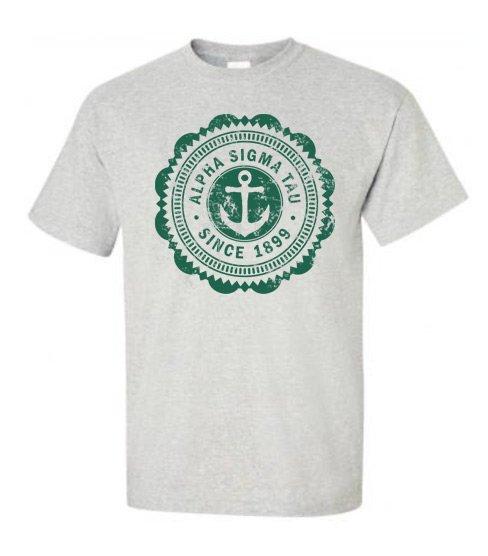 Alpha Sigma Tau Old Style Classic T-Shirt