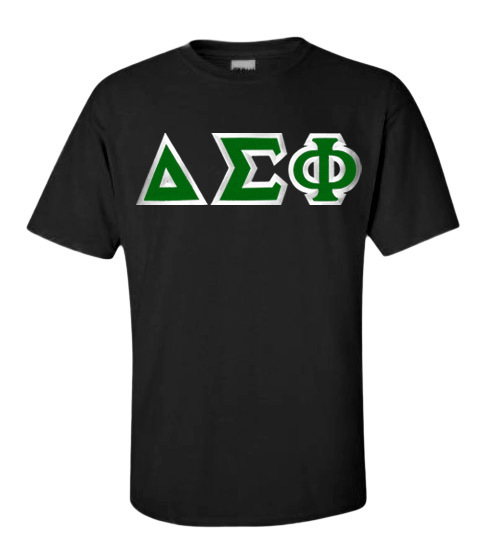 Delta Sigma Phi Custom Twill Short Sleeve T-Shirt