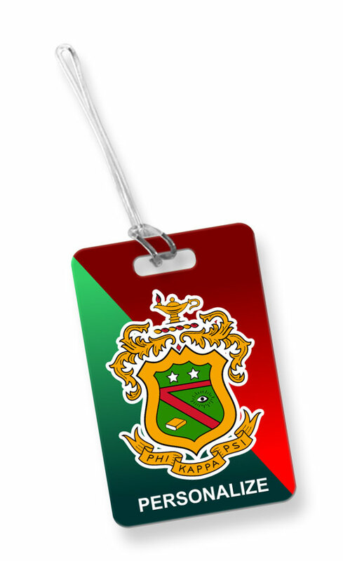 Phi Kappa Psi Luggage Tag