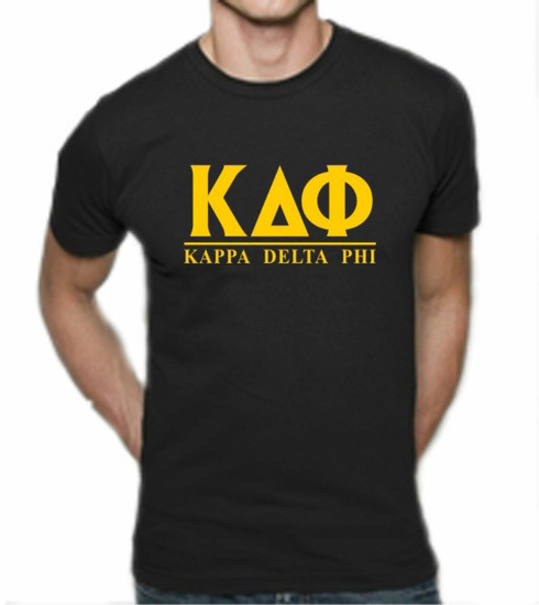 Kappa Delta Phi Bar Shirt