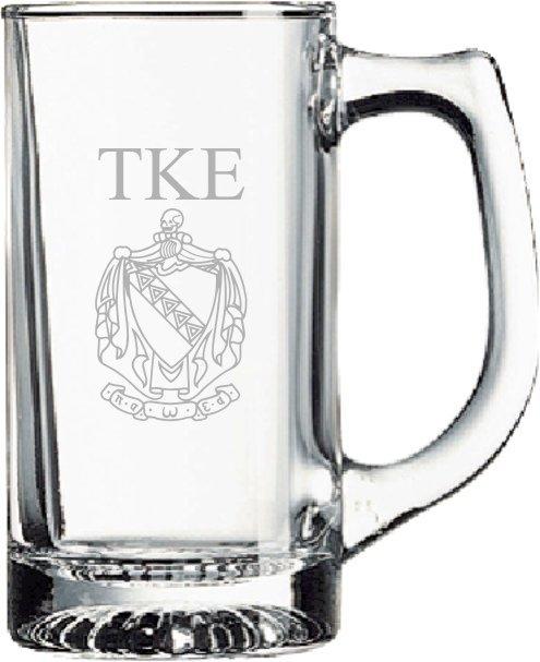 Engraved Fraternity & Sorority 13 oz. Mugs