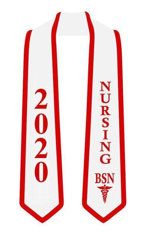 Nursing Graduation Stole