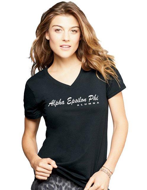 Alpha Epsilon Phi Alumna V-neck