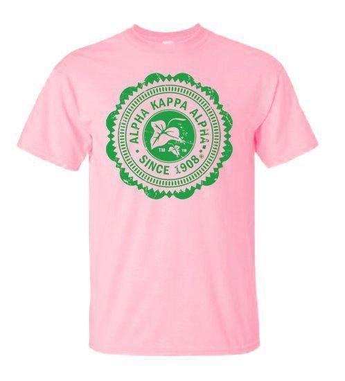 Alpha Kappa Alpha Old Seal T-Shirt