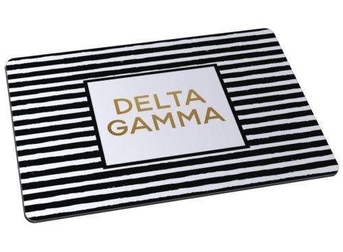 Delta Gamma Striped Mousepads