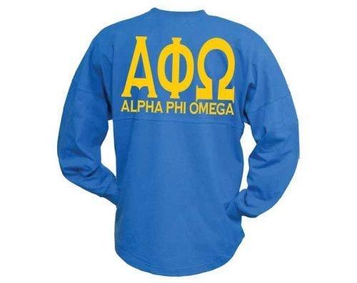 Alpha Phi Omega Classic Jersey