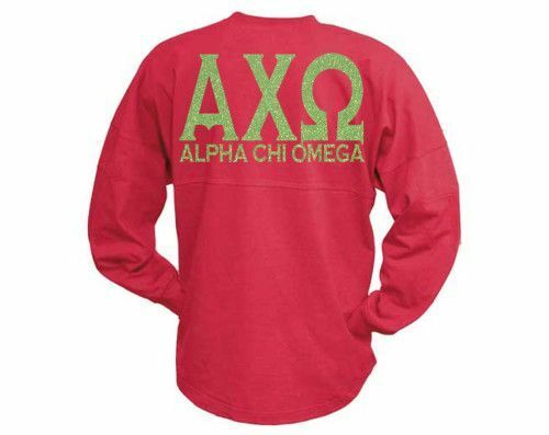 Alpha Chi Omega Classic Jersey