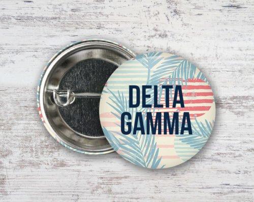 Delta Gamma Paradise Found Button