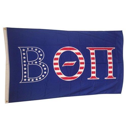 Beta Theta Pi USA Greek Letter Flag