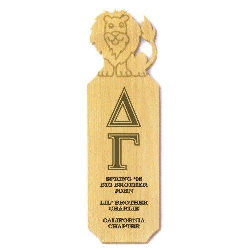 Lion symbol Greek Paddle
