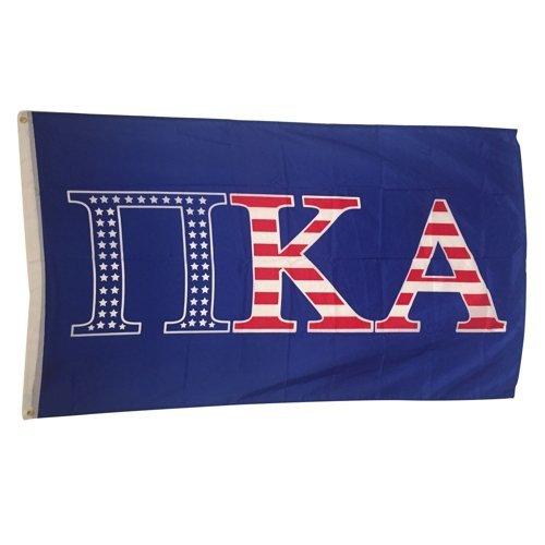 Pi Kappa Alpha USA Greek Letter Flag