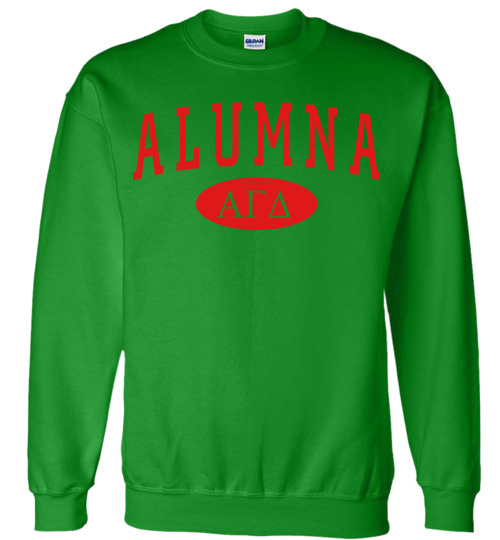 Alpha Gamma Delta Alumna Sweatshirt