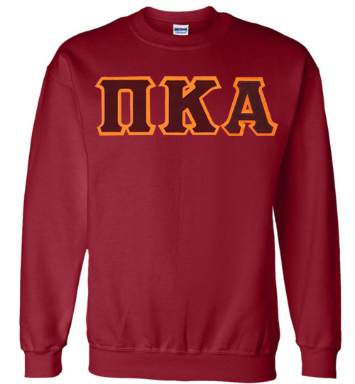 PIKE Applique Crewneck Sweatshirt -  $25!