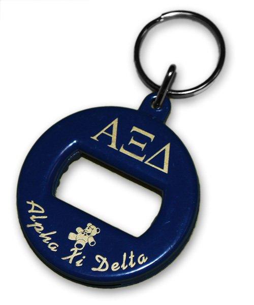 Sorority & Fraternity BevKey Key Chain