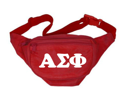 Alpha Sigma Phi Fanny Pack