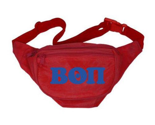 Beta Theta Pi Fanny Pack
