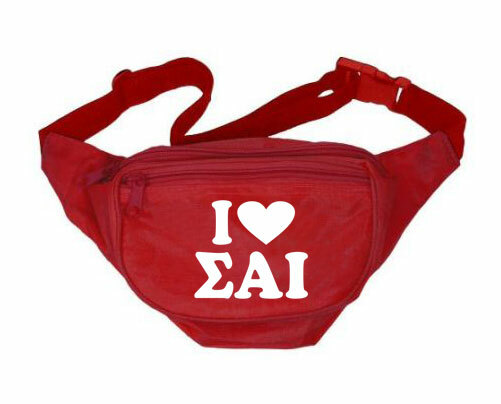 Sigma Alpha Iota Sorority Fanny Pack