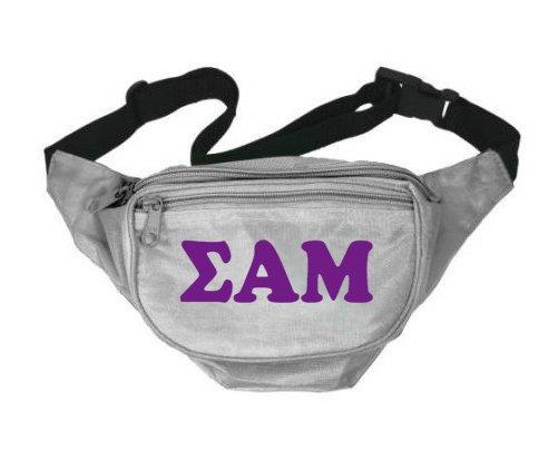 Sigma Alpha Mu Fanny Pack