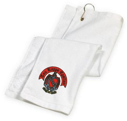DISCOUNT-Fraternity - Sorority Golf Towel