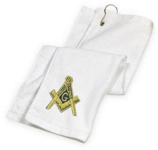 DISCOUNT-Mason / Freemason Golf Towel