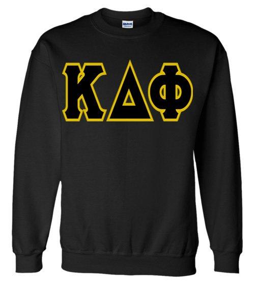 Jumbo Twill Kappa Delta Phi Crewneck Sweatshirt