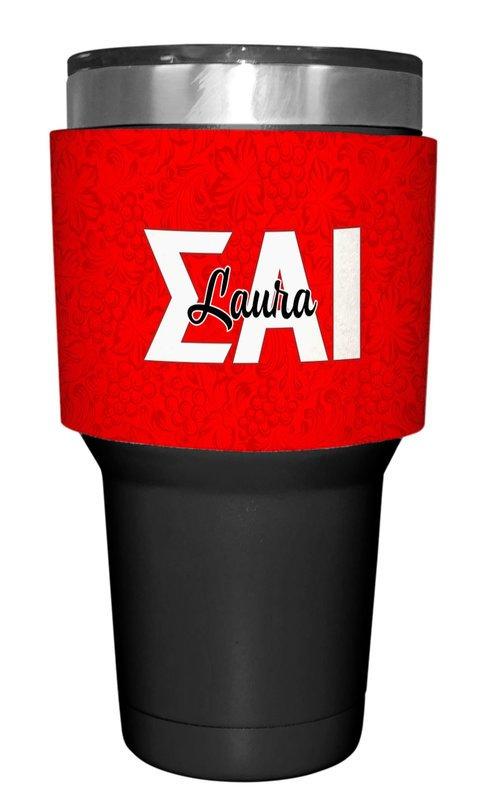 Sigma Alpha Iota Yeti Rambler Bottle Insulator