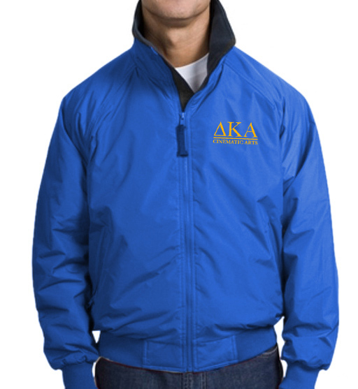 Delta Kappa Alpha Challenger Jacket