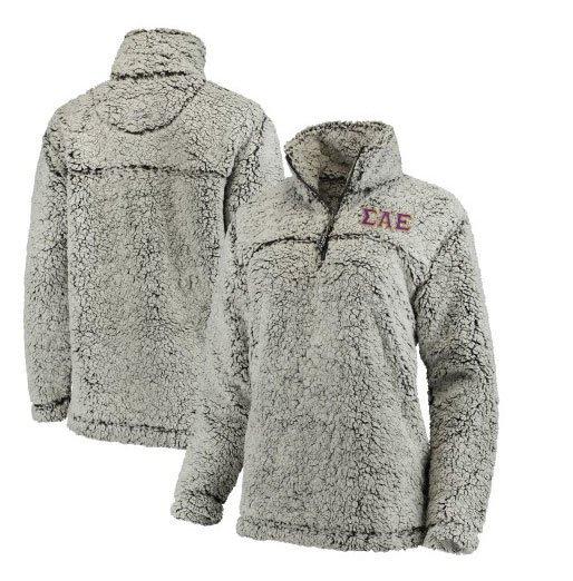 Sigma Alpha Epsilon Sherpa Pullover