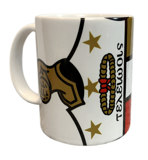 Kappa Alpha Psi Mega Crest - Shield Coffee Mug