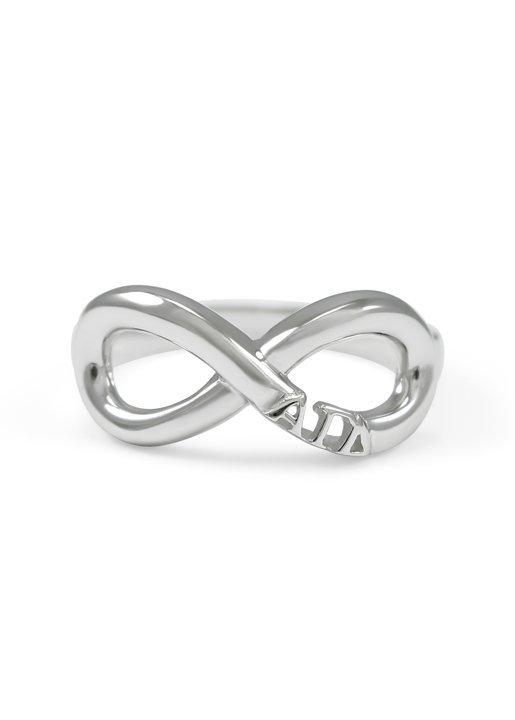 Alpha Gamma Delta Infinity Ring