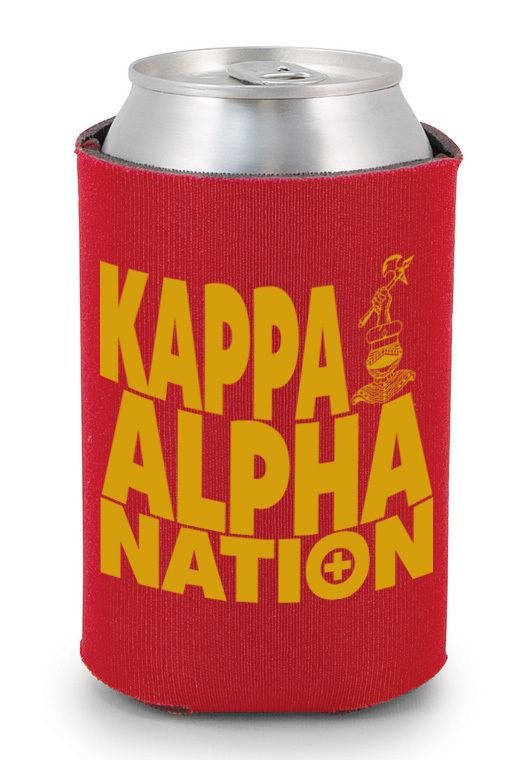 Kappa Alpha Nations Can Cooler