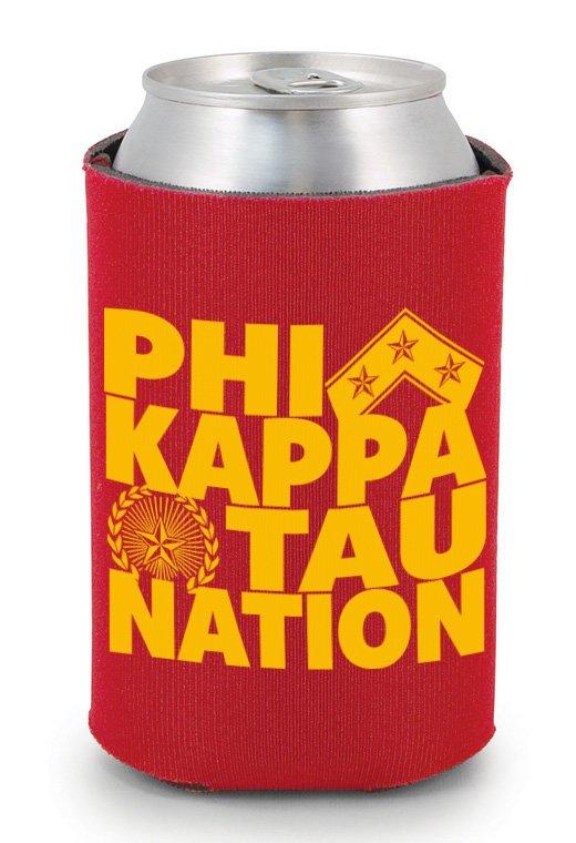 Phi Kappa Tau Nations Can Cooler