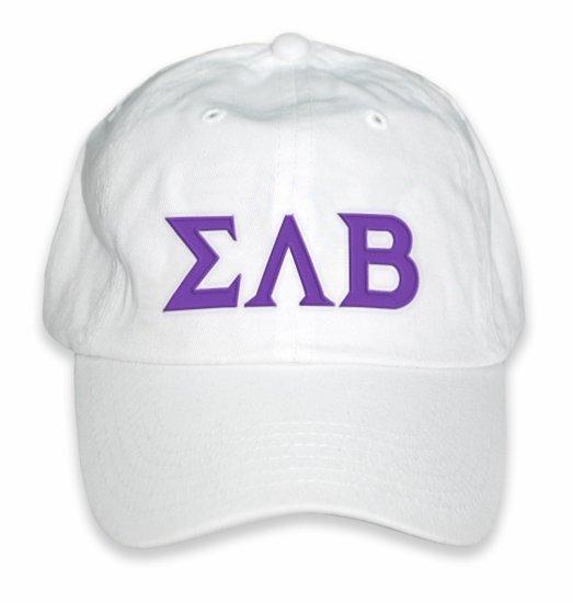 Sigma Lambda Beta Letter Hat