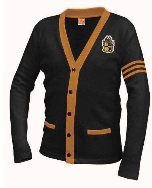 Alpha Phi Alpha Varsity Cardigan Sweater